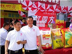 萧县复合肥代理商门店前为何如此如此热闹?